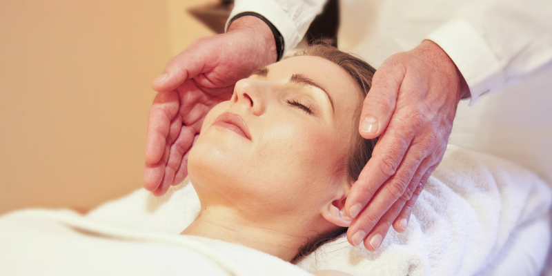 Reiki is a natural, safe and simple Japanese technique that is used to promote healing through relaxation and stress reduction. As a Reiki Master I can't stress enough how grateful I am for this practice. I use it on myself and love teaching it to others.