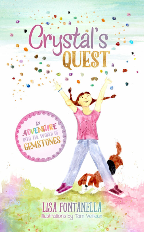 Crystal's Quest Front Cover (1)