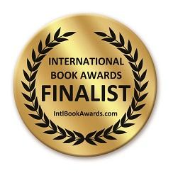 International Book Awards sticker image color