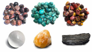Collect all of Crystal's Gemstones!  Every chapter contains the geology, geography and history of the rock in the chapter as well as a full color photo. Now you too can own one of each gemstone!