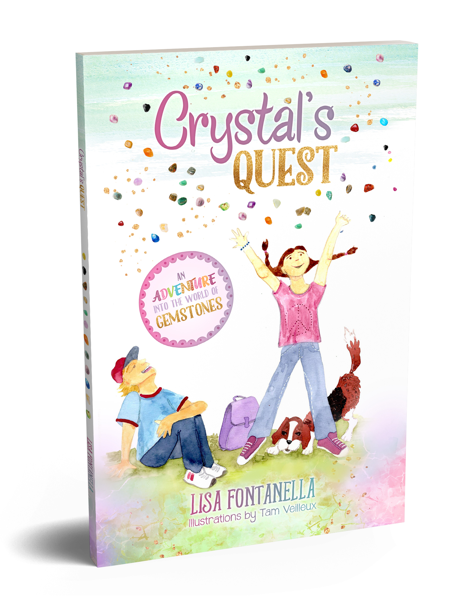 Award-Winning Finalist in the Children's Mind/Body/Spirit category of both the International Book Awards and Best Book Awards.